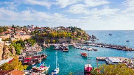 What to do in Antalya: sights and tips