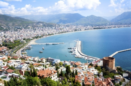 Where to stay in Antalya?