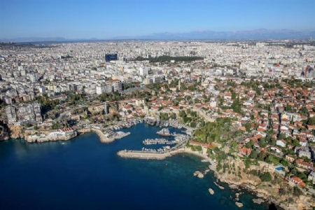 Places of interest in Antalya